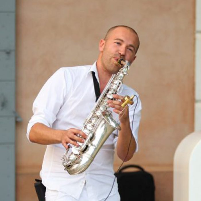 saxophoniste mariage marseille