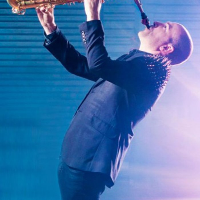 saxophoniste soirée marseille