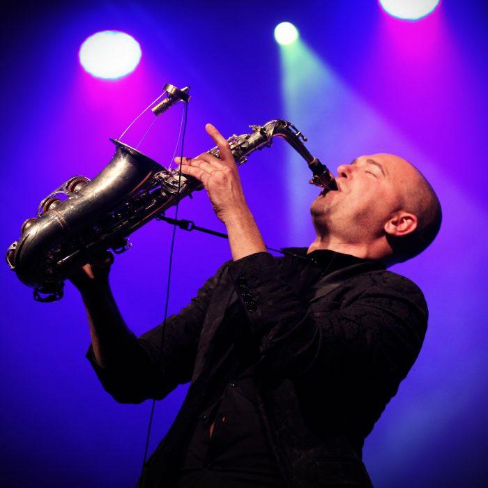 saxophoniste marseille