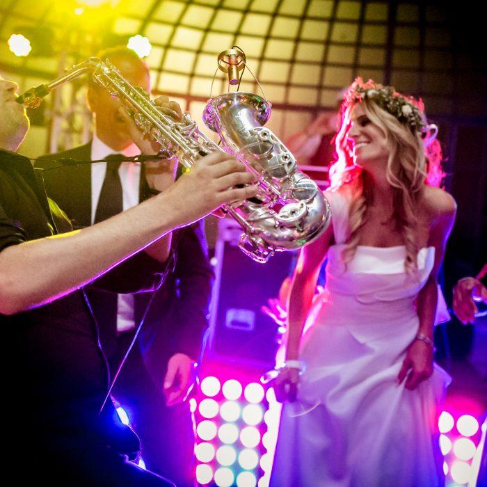 saxo mariage