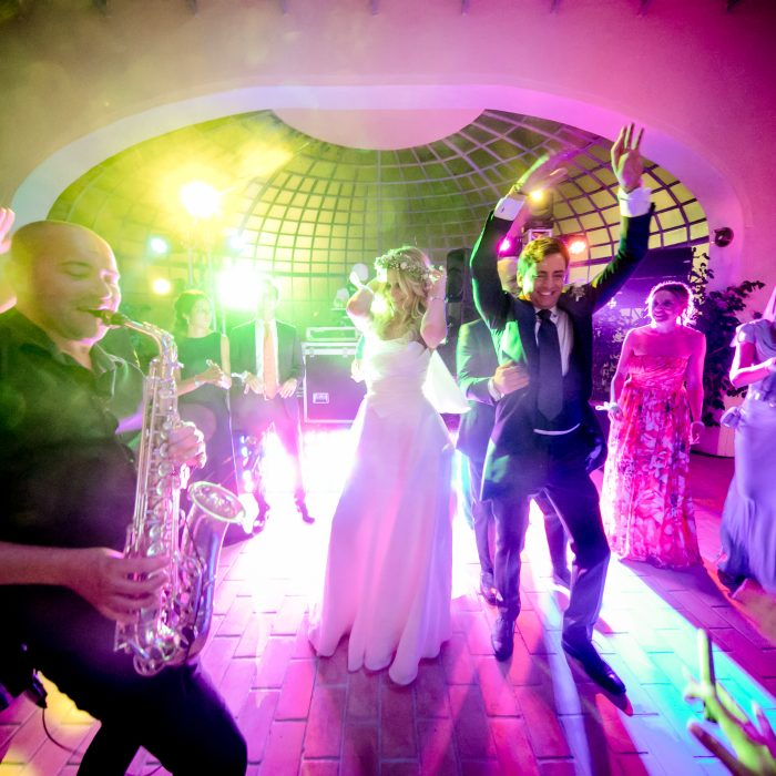 saxophoniste soirée